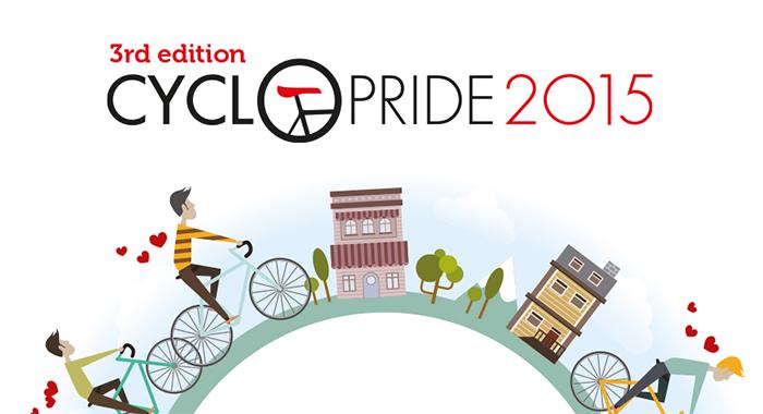 Palermo. Grande successo del Cyclopride 2015. Quindicimila persone in bicicletta