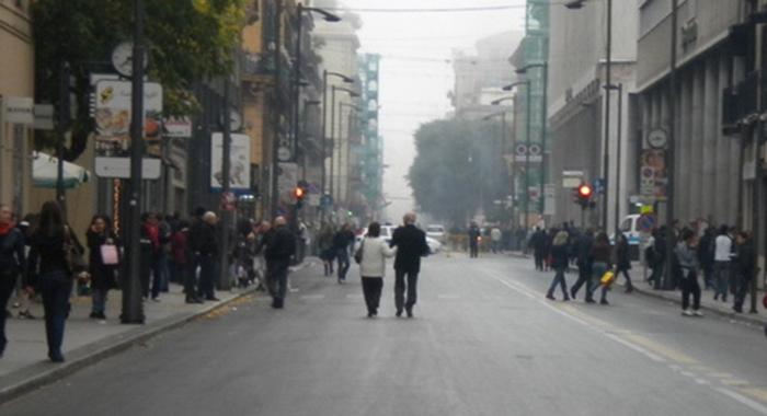 Via Ruggero Settimo - 'Ottima proposta dei Capigruppo CC'