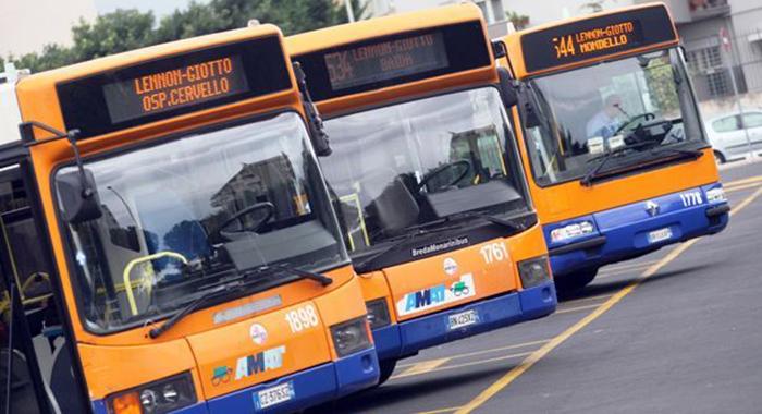 Mobilità. Palermo seconda città italiana con più alta 'accessibilità' ai mezzi pubblici