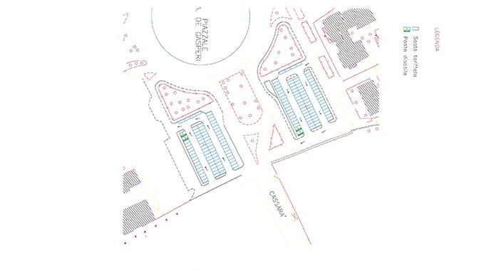 Mobilità. Modifiche nei parcheggi vetture a pagamento di 5 aree della città