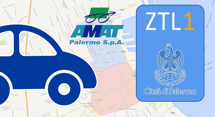 ZTL - Servizio online - dati aggiornati alle ore 17