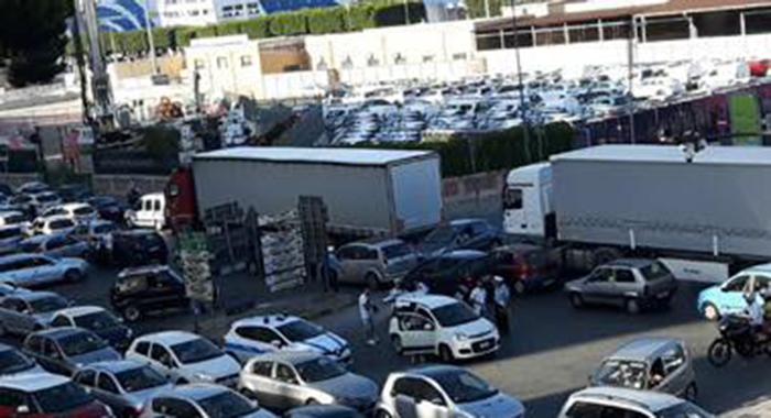 Via Crispi e Porto - Saranno aperti tutti i varchi e regolamentato accesso orario