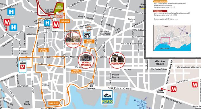 Mobilità - Da aprile le navette gratuite nel centro cittadino