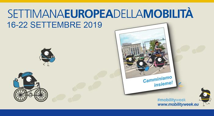 Mobilità - Dal 16 al 22 anche a Palermo la Settimana Europea per la mobilità sostenibile