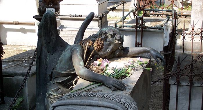 Prenotazione servizio cimiteri