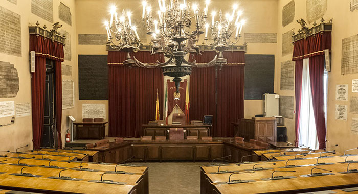 Diretta Streaming Consiglio Comunale - Seduta del 13/05/2021
