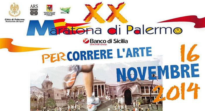 XX Maratona Città di Palermo