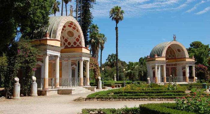 Sicilia in zona gialla - Da domani cessa il sistema di prenotazione per gli ingressi contingentati nelle ville comunali