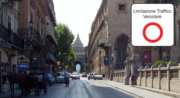 Mobilità - Limitazione traffico veicolare via Vittorio Emanuele periodo festivo