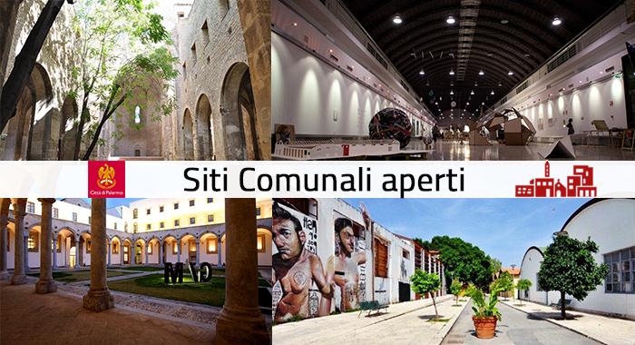 Festività - Orari e giorni di apertura dei siti culturali gestiti dal Comune