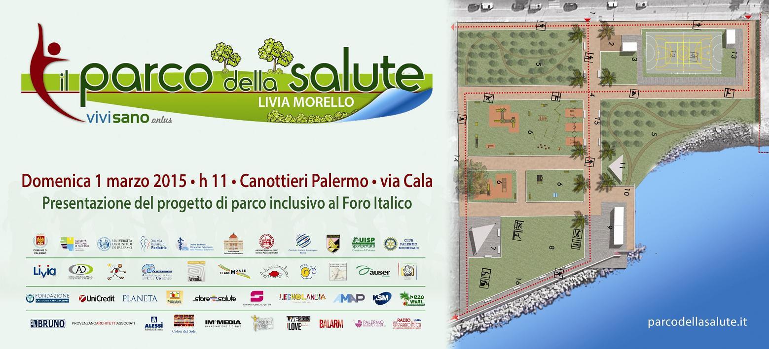Nasce a Palermo il Parco della Salute