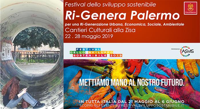 III Festival dello Sviluppo Sostenibile Ri - Genera Palermo