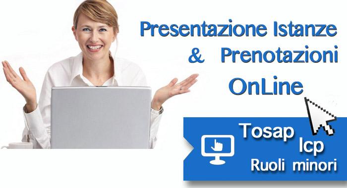 Tributi - Da lunedi nuovi servizi online per appuntamenti e presentazione istanze