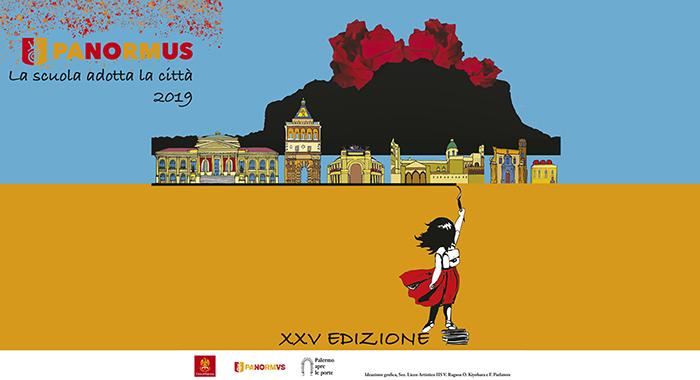 Panormus XXV edizione: 24 - 25 - 26 Maggio | La Scuola adotta la Citta'