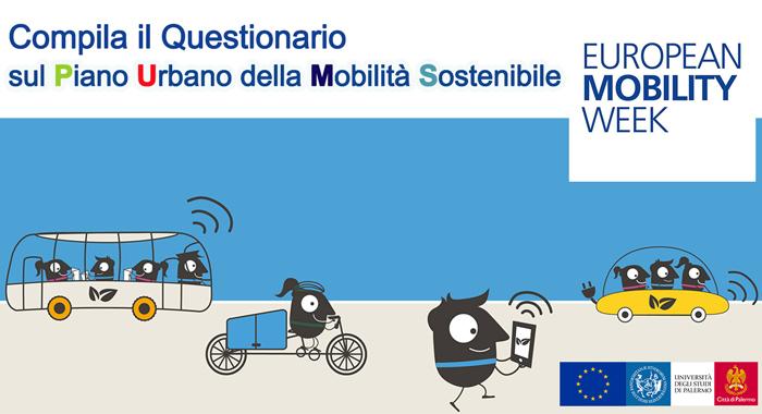 Questionario sulla Mobilita' Urbana Sostenibile