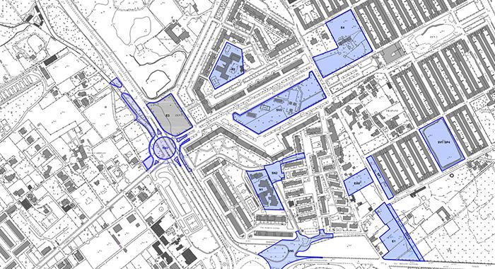 Rigenerazione urbana. Al via l'iter burocratico per la realizzazione dei progetti nel quartiere di San Filippo Neri previsti con i fondi Ex-Gescal