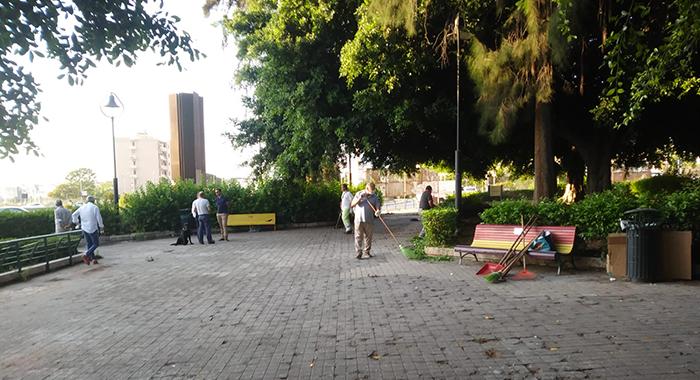 Piazza XIII Vittime. Continua iniziativa del Comune per individuare aree verdi pubbliche da affidare a privati, aziende o comitati di cittadini