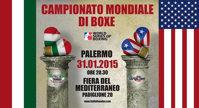 Campionato mondiale di Boxe