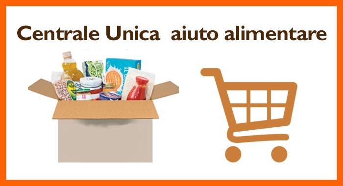 Registrazione alla Centrale Unica di aiuto alimentare