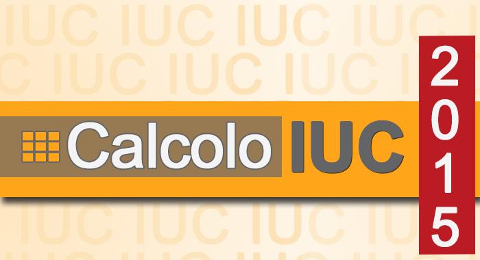 Calcolo IUC/IMU-TASI 2015