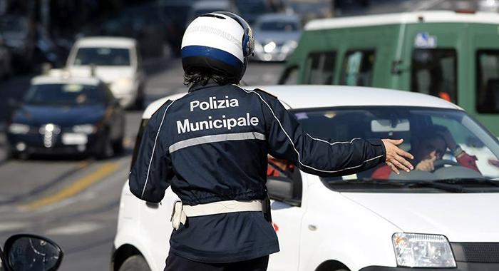 Polizia Municipale. Info viabilità domenica 30 settembre
