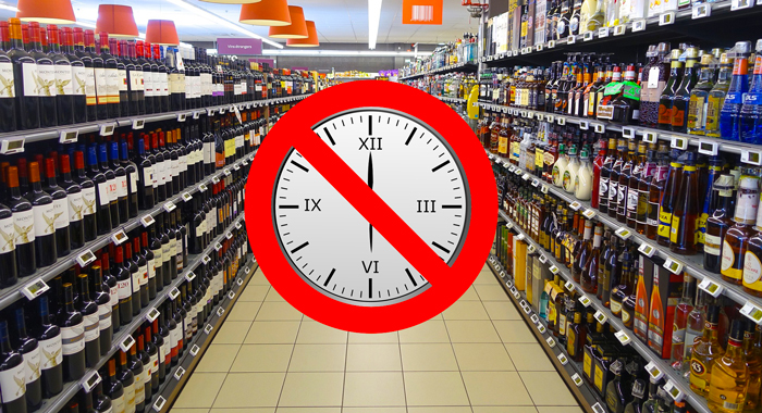 Covid. Prorogato divieto vendita alcolici dopo le 18