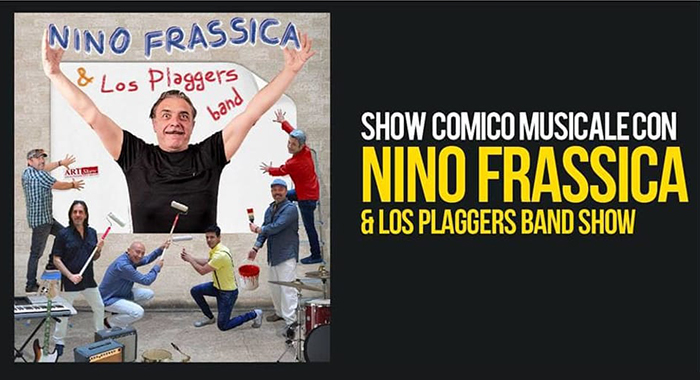 Estate al Verdura. Nino Frassica &