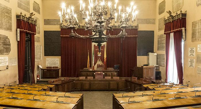 Diretta Streaming Consiglio Comunale - Seduta del 30/12/2019