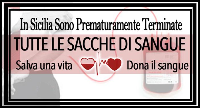 Campagna donazione sangue