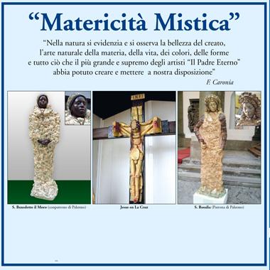 Immagine - Matericità mistica