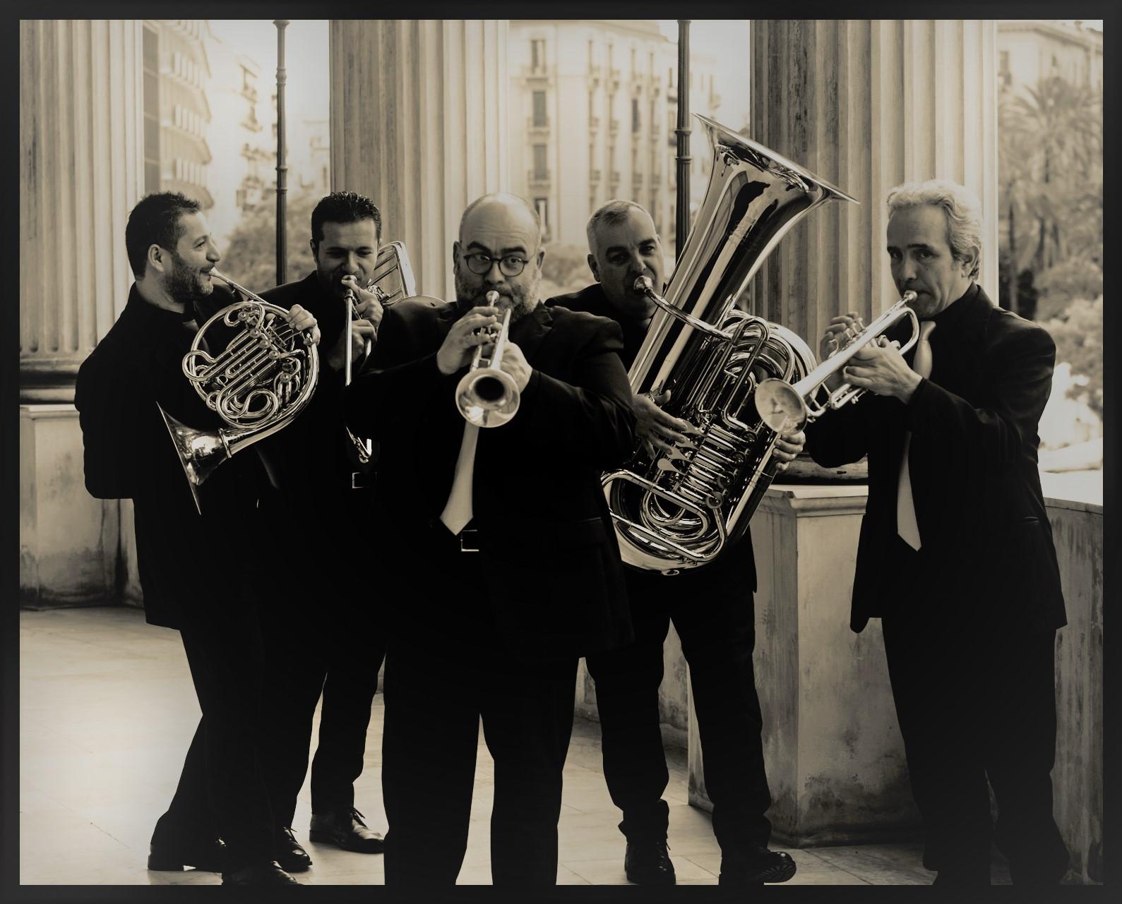 Immagine - Quintetto ottoni