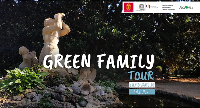 Green Family Tour - Villa Trabia