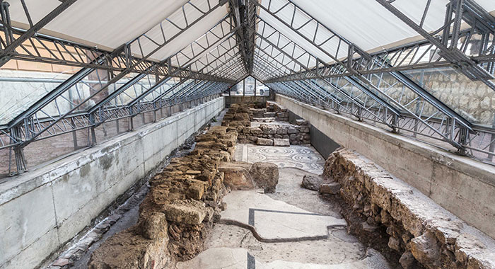 Area archeologica Piazzetta Sett'Angeli