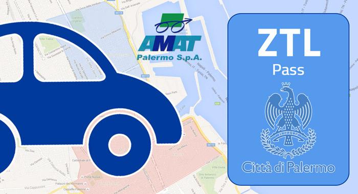 Servizio on-line di prenotazione dei pass ZTL