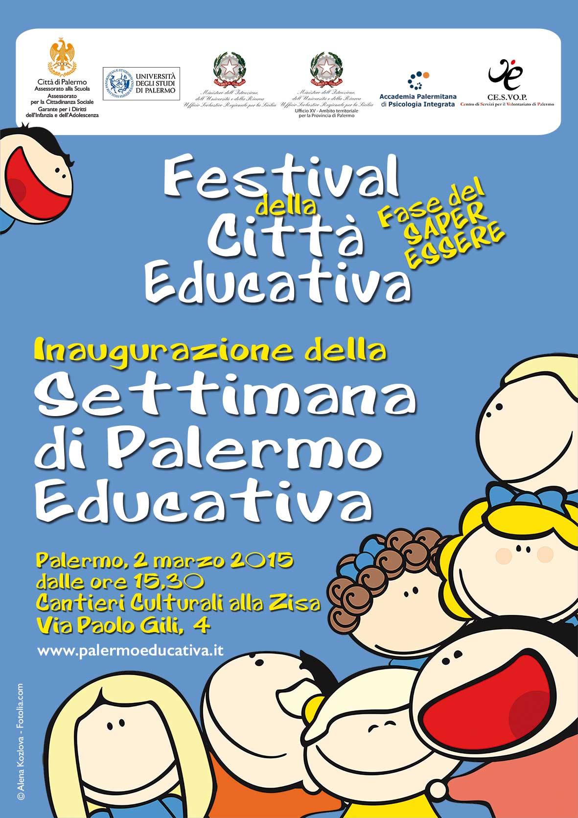 Presentate la settimana di Palermo educativa e Palermo apre le porte