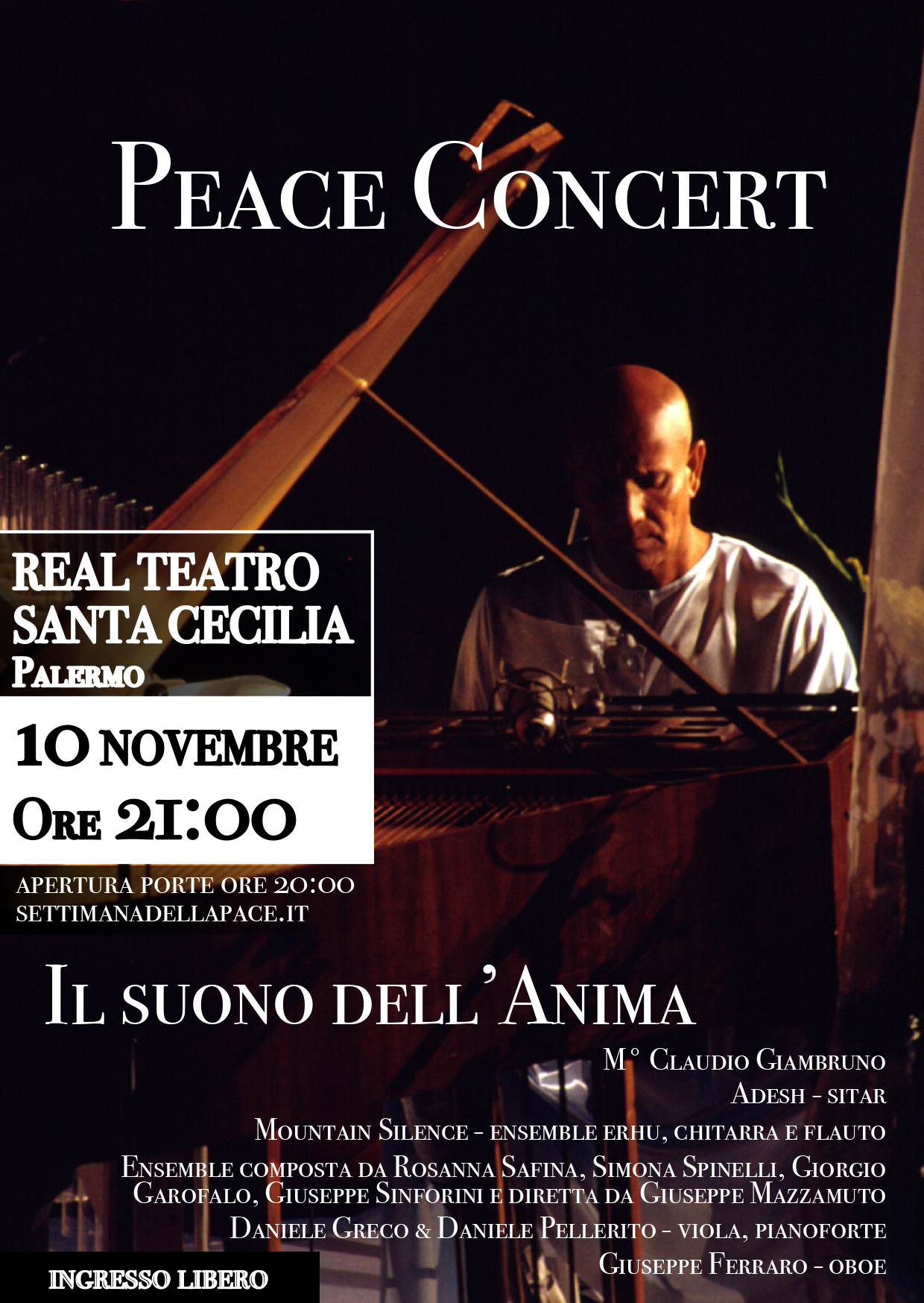 Immagine - Concert for Inner and Outer Peace