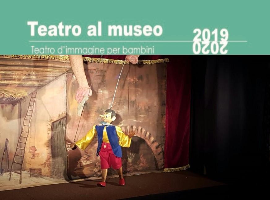 Immagine - Teatro al Museo 2019-2020: Pinocchio, Marionettistica Fratelli Napoli