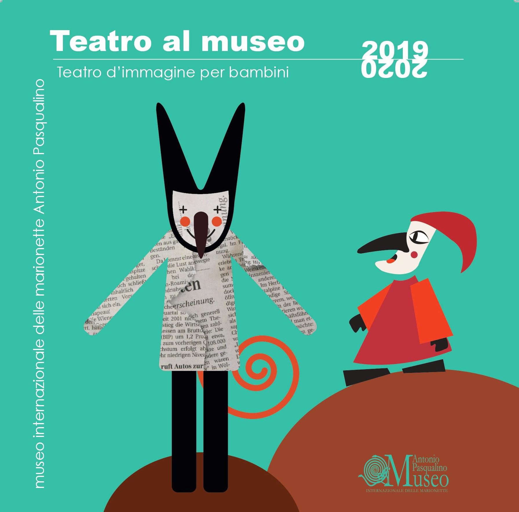 Immagine - Teatro al Museo 2019-2020