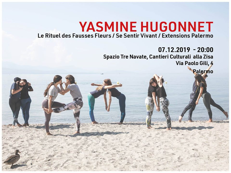 Immagine - Masterclass a performance extensions di Yasmine Hugonnet