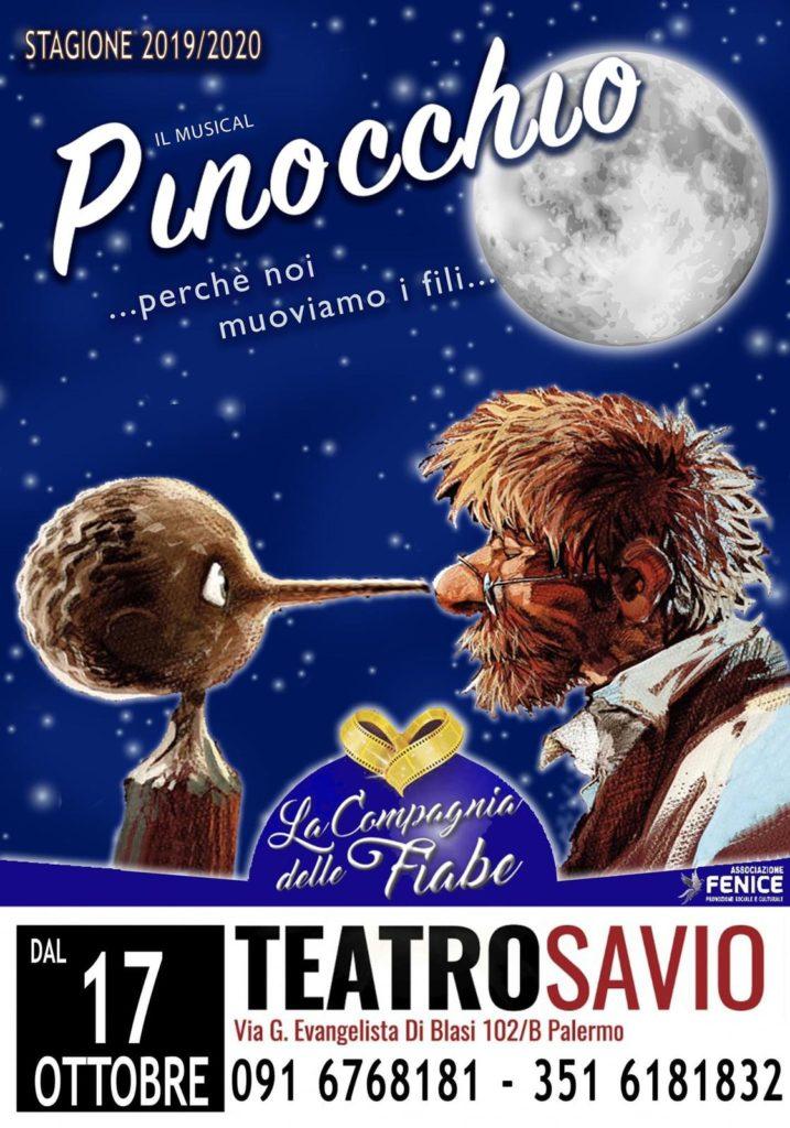 Immagine - Pinocchio - locandina