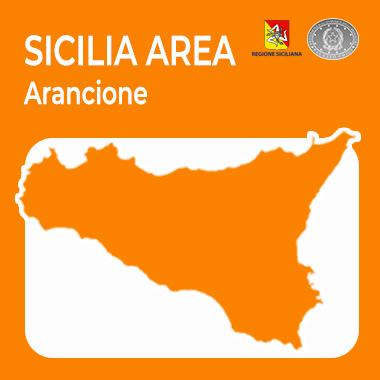 Da lunedì 15 marzo anche la Sicilia torna in zona arancione