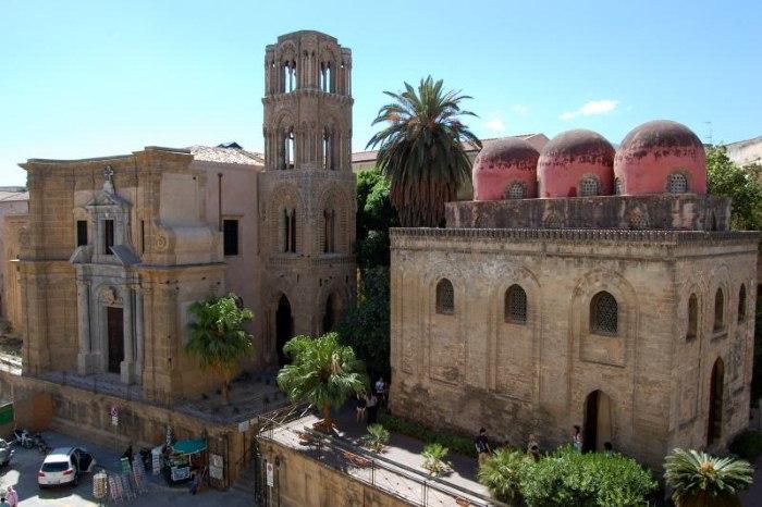 Immagine Il percorso Arabo-Normanno dichiarato dall'UNESCO 'Patrimonio mondiale dell'umanit�'