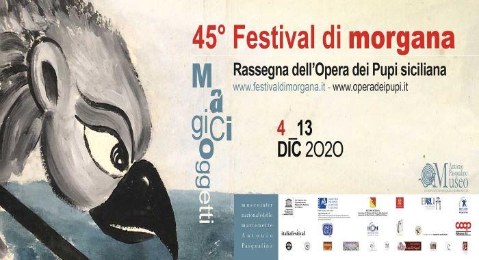XLV Festival di Morgana - Magici oggetti