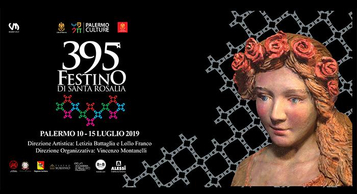 395° Festino di Santa Rosalia