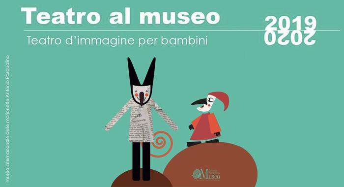 Immagine Teatro al Museo - Teatro d'immagine per bambini 2019/20