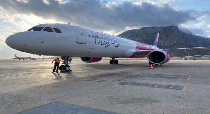 Wizz Air annuncia una nuova base: Palermo - 2 nuovi aerei e 7 nuove rotte da Palermo a giugno 2021