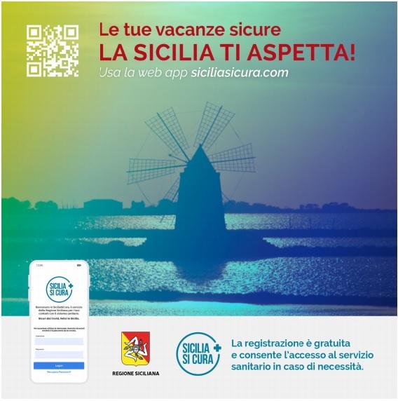 Sicilia SiCura: protocollo sanitario per chi arriva nell'isola