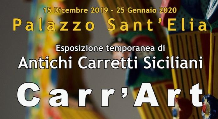 Immagine Carr'art - Esposizione di antichi carretti siciliani