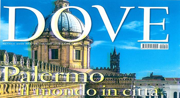 Immagine Palermo sul numero di ottobre di Dove