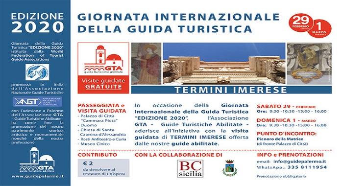 Giornata internazionale della Guida Turistica a Termini Imerese